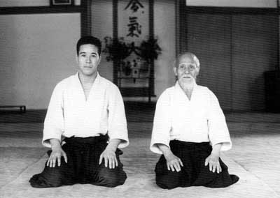 shimzu sensei and osensei